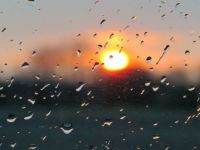 Sunrise in the Rain