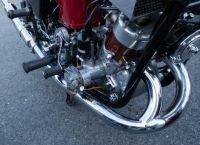 Scott Flying Squirrel 600cc motorcycle