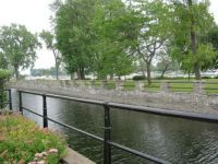 LACHINE CANAL IN MONTREAL, QUEBEC