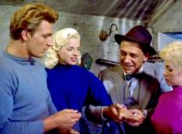 A KID FOR TWO FARTHINGS - DIANA DORS, SID JAMES, VERA DAY & JOE ROBINSON - 1955