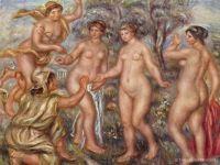 Renoir - The Judgement of Paris (1910)