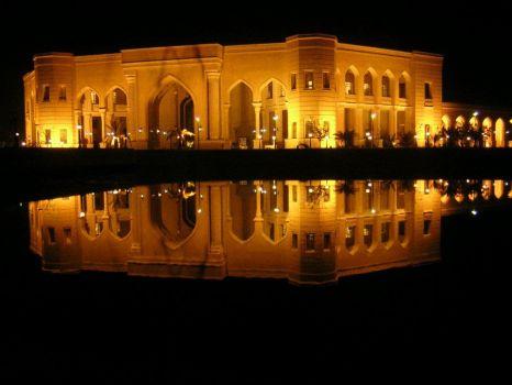 saddams palace