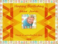 Happy Birthday dear Jana (Janazlouky)