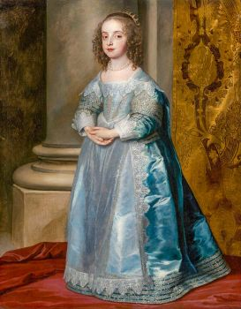Princess Mary, Daughter of Charles I