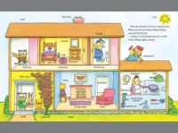 house from the best little word book ever by Richard Scarry