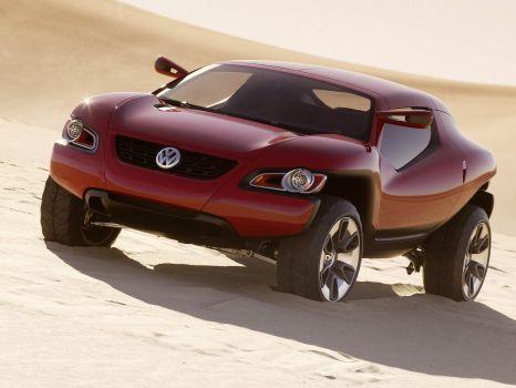 Volkswagen-Concept-T