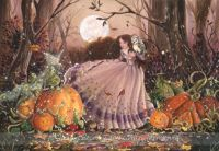 Autumn Faery Witch By Joanna Bromley