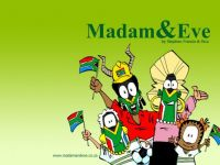 Madam and Eve by Steven Francis & Rico