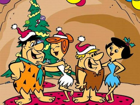 CHRISTMAS WITH THE FLINTSTONES