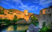 "Stari Most ""Old Bridge"" - Mostar, Bosnia and Herzegovina"