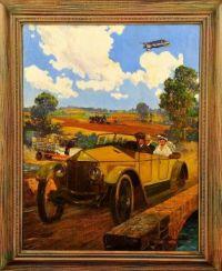 Automotive Advertisement