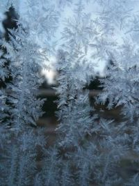 Ice Crystals In Montana