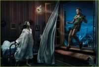 Peterpan by Annie Leibovitz