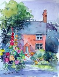 Hollyhock Cottage