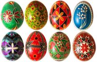 Ukrainian Eggs large