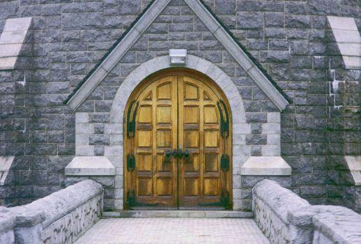 new york dam door
