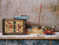 Vintage Toys - César Galicia