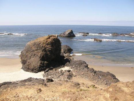 Newport beach, Oregon