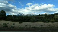 Mt. Shasta hiding