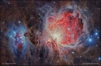 M42: The Great Orion Nebula