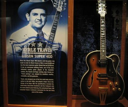 Merle Travis my guitar hero