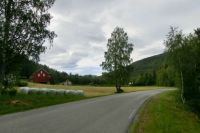 Small farm in Tessungdalen - Norway
