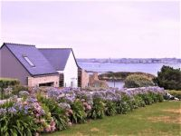 Île de Batz, near Roscoff, Bretagne, Frankreich