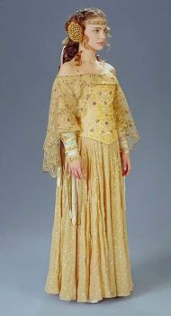 PICNIC GOWN FOR PADMÈ