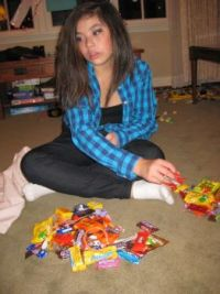 After Trick or Treating