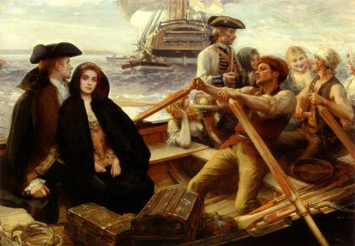 Albert Lynch, The Jolly Boat
