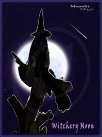 Witchery Moon (Ex. Small)
