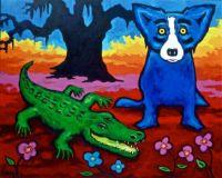 Blue Dog - Gator Aid 99