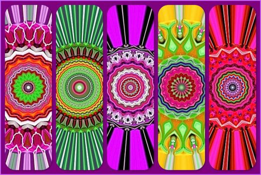 """Melting Paperweight"" KaleidoBOARDS!"