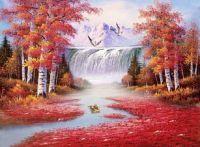 Fenglin Waterfall