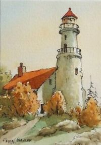 October Lighthouse 2