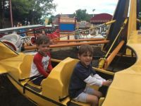 At the fair