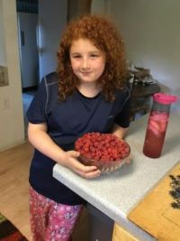 Jayden's Raspberries
