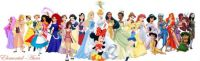 Disney Princesses and Entourage