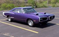 1970 Dodge Coronet Super Bee!   bandit