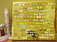 spring earrings