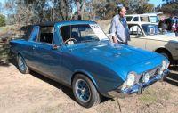 """Ford """"Corsair"""" V6 - Crayford Convertible - 1966"""