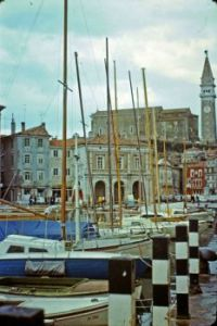 Piran, 30 years ago