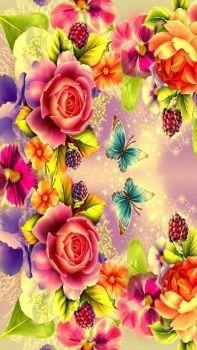 FLOWERS & BERRIES