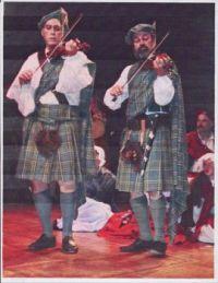 Theme Music & Dance: The Scottish Show