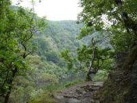 Nad Štěchovickou přehradou