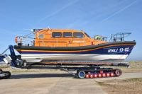 The new Dungeness Lifeboat