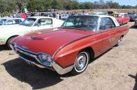 "Ford ""Thunderbird"" - Landau Hardtop  - 1963"
