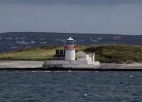 Straw Island  Lighthouse - Ireland