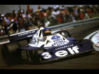 Ronnie Peterson - Tyrell P34