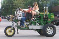 chopper tractor